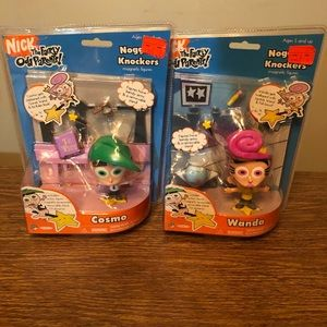 Fairly Oddparents Magnetic Figurine Set
